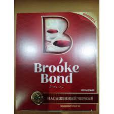 """Отзывы о <b>Чай черный</b> пакетированный """"<b>Brooke Bond</b> ..."""