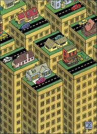 get out of town the new yorker the old culture war between suburbs and cities has given way to topics like globalization