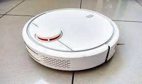 <b>Робот</b>-<b>пылесос Xiaomi Mijia Sweeping</b> Robot 1S Белый | Купить ...