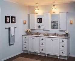 furniture elegant cabinet white design ideas feature beautiful two glass mirror and modern sink bathroom vanity mirror pendant lights glass