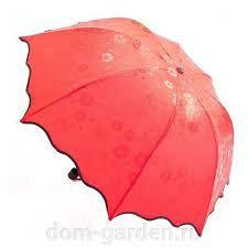 <b>Bradex Зонт</b> с <b>проявляющимся</b> рисунком, красный купить в ...