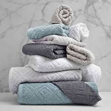 Gemstone Jacquard 6-Piece Towel Set