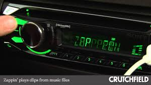 sony cdx gt575up cd receiver display and controls demo sony cdx gt575up cd receiver display and controls demo crutchfield video