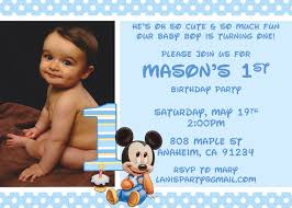 mickey mouse birthday raffle ticket wording blue baby mickey mouse mickey mouse birthday raffle ticket wording blue baby mickey mouse photo invitation by maryspartydesigns
