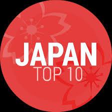 Japan Top 10 (日本のトップ10) JPOP HITS!