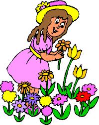 Znalezione obrazy dla zapytania pani wiosna gif