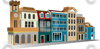Image result for buildings clipart