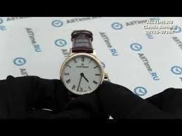 Обзор. Женские наручные <b>часы Claude Bernard 20215</b>-<b>37JBR</b> ...