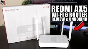 <b>Redmi AX5</b> Wi-Fi 6 <b>Router</b> REVIEW: Is It Better Than <b>Xiaomi</b> AX1800 ...