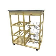 leaf kitchen cart: wood kitchen cart c   ad cfffba