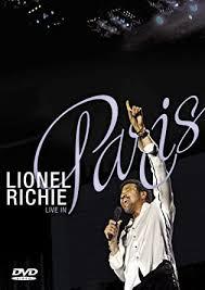 <b>Lionel Richie</b>: Live In Paris [DVD] [2007]: Amazon.co.uk: Lionel ...