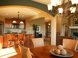 Ranch House Plan Great Room Photo Plan D    House Plans    Ranch House Plan Great Room Photo D