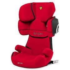 <b>Автокресло Cybex Solution X2-Fix</b> (Ferrari Racing Red) — купить в ...