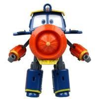 Трансформер <b>Silverlit Robot Trains</b> Виктор 80168RT — <b>Роботы</b> и ...