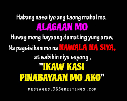 tagalog-love-quotes-picture Messages, Greetings and Wishes ... via Relatably.com