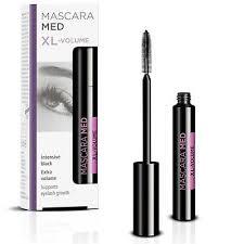 <b>Mascara Med</b> XL <b>Eyelashes</b> Support <b>Growth</b> Czarna Maskara i ...