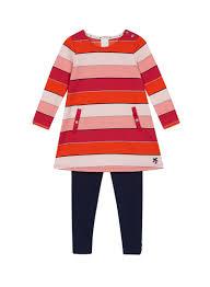 Shop DEBENHAMS J By <b>Jasper Conran</b> Striped Tunic And ...