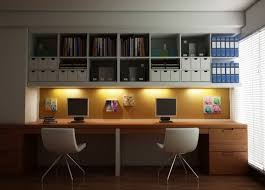 simple elegant home office with wooden floor with white desk and for modern desk cabinets the brilliant office interior design inspiration modern office