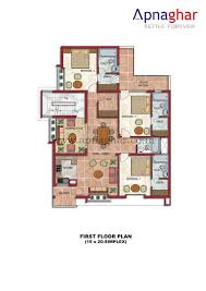 Get Floor Plan for all the floors of your house  designed by    Get Floor Plan for all the floors of your house  designed by expert architects  Visit     apnaghar co in