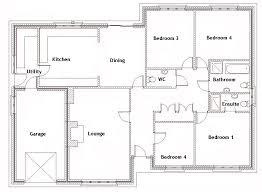 Floor plans  Bungalows and Bungalow floor plans on Pinterest