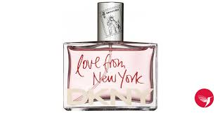 <b>DKNY Love from New</b> York for Women Donna Karan perfume - a ...