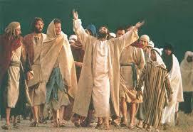 Resultado de imagem para JESUS PREGANDO EM SUA CIDADE - IMAGENS