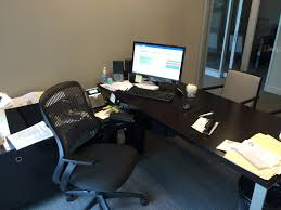 leasingagentoffice jpg the office of a leasing agent we interviewed paper forms filling system outlook calendar tablet and phone are all used in one renter agent interaction