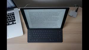 Обзор клавиатуры <b>Apple Smart Keyboard</b> для <b>iPad Pro</b> - YouTube