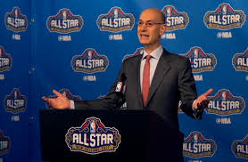 adam silver says nba all star format will change for  nba commissioner adam silver arrives at a press conference before nba all star saturday night events in new orleans la saturday feb 18 2017