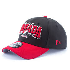 <b>Бейсболка New Era Nhl</b> Hockey Canada Retro Classic 39THIRTY ...