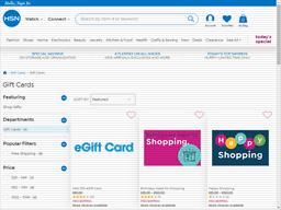 HSN | Gift Card Balance Check | Balance Enquiry, Links & Reviews ...