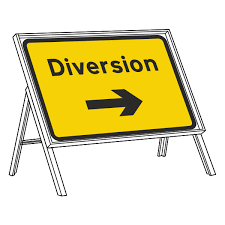 Image result for diversion road