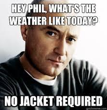 Phil Collins memes | quickmeme via Relatably.com