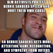 GGG Black Lives Matter Activists - Meme on Imgur via Relatably.com