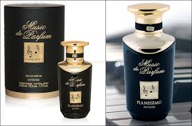 <b>Music de Parfum</b> Unveils the INTENSE Collection