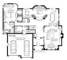 Modern one furniture  modern style house floor plans modern house    Modern Style House Floor Plans Modern House Concrete Floor