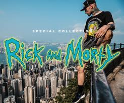 Trend AW19 <b>Man Rick and</b> Morty by Cropp