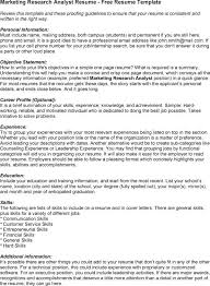research resume samples   voyoz silly rabbit  resume is for kidssample market research resume objective rgea