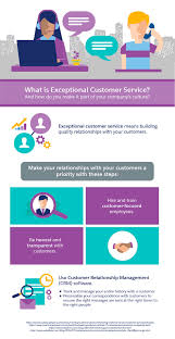 what makes for exceptional customer service sforce com bake exceptional customer service into company culture