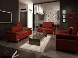 home living red