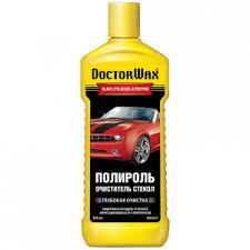 Купить полироль-<b>очиститель стекла doctor wax</b> dw5673 в Москве ...