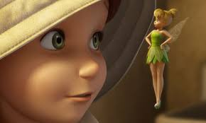 Tinker Bell. Lizzy's NBF: Tinker Bell and the Great Fairy Rescue. It was not only the father of the Railway Children who believed in fairies. - Tinker-Bell-006