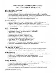 training coordinator resume resume cover letter example training coordinator resume