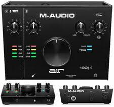 <b>M</b>-<b>Audio</b>/MIDI интерфейсы - огромный выбор по лучшим ценам ...