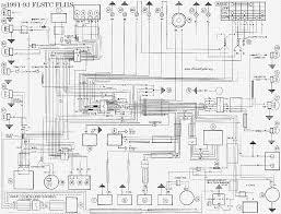 harley davidson 1991 93 flstc flhs wiring diagram service manual harley davidson 1991 93 flstc flhs wiring diagram service manual schematics