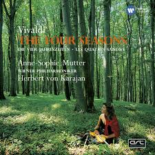 <b>Vivaldi</b>: The Four Seasons - Album by Antonio <b>Vivaldi, Anne</b>-<b>Sophie</b> ...