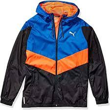 PUMA <b>Men's</b> Reactive <b>Woven Jacket</b> at Amazon <b>Men's</b> Clothing store