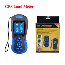 GPS Land Meter Any earth square and girth can be measured ...