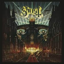 <b>Meliora</b> by <b>Ghost</b> (Album, Hard Rock): Reviews, Ratings, Credits ...