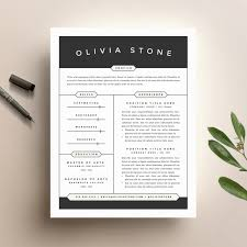 modern cover letter templates info creative resume template and cover letter template for word